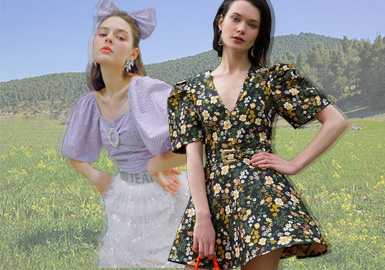 Romance -- The Comprehensive Analysis of European Womenswear Designer Brands