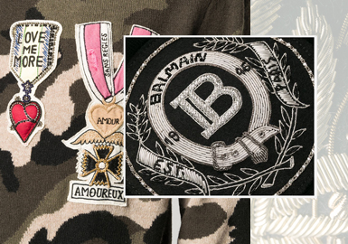 Badge -- The Craft Trend for Men's Knitwear