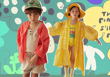 Illustrations -- Limitedoudou The Kidswear Benchmark Brand