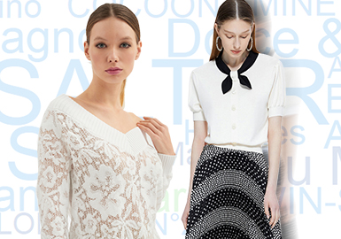 Popular Brands in the First Half of 2020 -- TOP List of Women's Knitwear in China Retail Markets