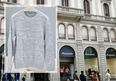 Craftsmanship -- The Comprehensive Analysis of Men's Knitwear in Florence Retail Markets