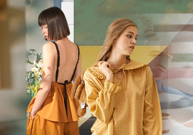 Sweet Girls -- The Craft Detail Trend for Women's Loungewear