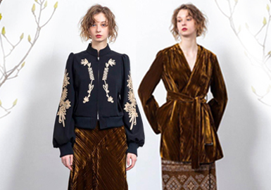 Eye-Catching Elegance -- LOKITHO The Womenswear Designer Brand