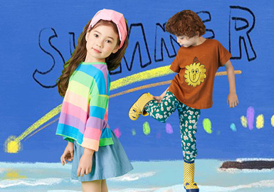 Passionate and Vigorous Summer Days -- Bambino The Kidswear Benchmark Brand