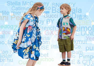 Popular Items in the First Half of 2020 -- The Comprehensive Analysis of Kidswear Market