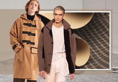 Novel Quality -- The Double-Faced Wool Trend for Men's Overcoats