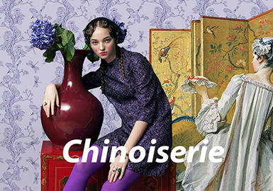 Chinoiserie -- The Thematic Pattern Trend for A/W 21/22