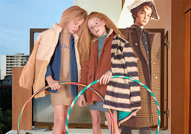 Comfort -- The Silhouette Trend for Kids' Overcoats