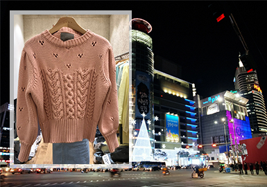 Elegant and Fun -- The Comprehensive Analysis of Women's Knitwear in Korean Markets