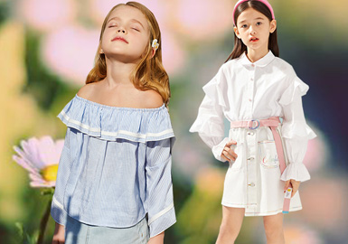 Sweet Resort Blouses -- The Comprehensive Analysis of Girls' Shirts from Benchmark Brands