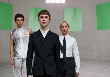 Multiple Views -- The Catwalk Analysis of Prada S/S 2021 Menswear