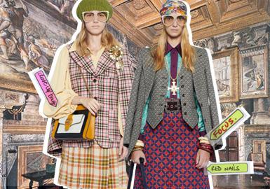 Epilogue -- The Catwalk Analysis of Gucci Womenswear