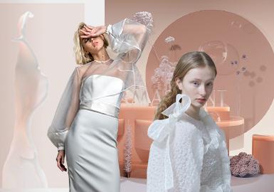 The Comprehensive Analysis of Women's Wedding Dress in 2020
