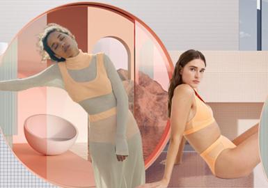 The Analysis of Women's Underwear Online Retail Markets in the Summer of 2020