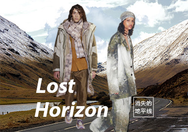Lost Horizon -- The Thematic Pattern Trend for A/W 21/22