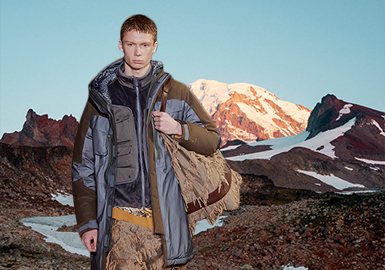 Outdoor Fantasy -- The Silhouette Trend for Men's Puffa Jackets