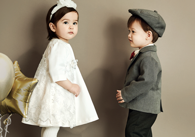 A British Style Childhood -- ETTOI The Benchmark Brand for Infants' Wear