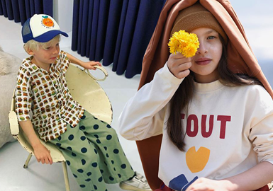 Warm Fashion in Low Saturation -- Jelly Mallow The Kidswear Designer Brand