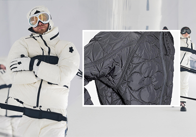 Chic Protection -- The Craft Trend for Men's Puffa Jackets
