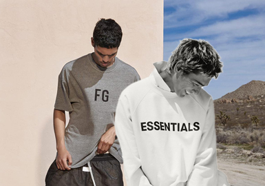 Simple High Street -- Fear of God The Menswear Designer Brand