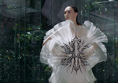 Online Fashion Weeks -- The Comprehensive Analysis of Haute Couture