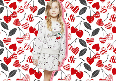 Cherry -- The Pattern Trend for Kidswear