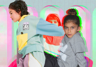 Diverse Sweatshirts -- The Craft Trend for A/W 21/22 Kids' Sweatshirts