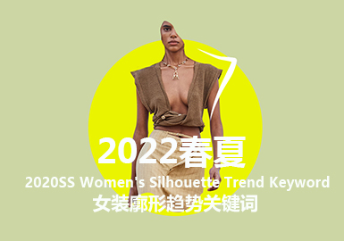 Key Words for S/S 2022 Womenswear Silhouette Trend