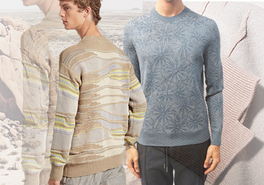 The Superb Quality -- Ermenegildo Zegna The Benchmark Brand of Men's Knitwear