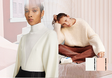 Long Confession -- The Thematic Color Trend for Women's Knitwear