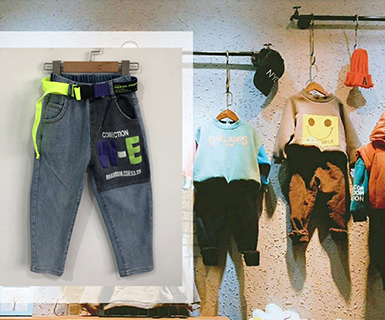 Fashionable Trousers -- The Comprehensive Analysis of Kids' Jeans in Guangzhou Markets