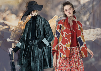 Hidden in the City -- the Analysis of Cotton & Linen Style Womenswear Benchmark Brands