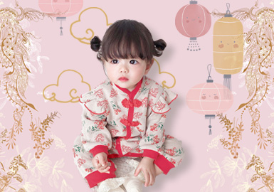 Happy New Year -- Theme Design & Development for Infants' Wear