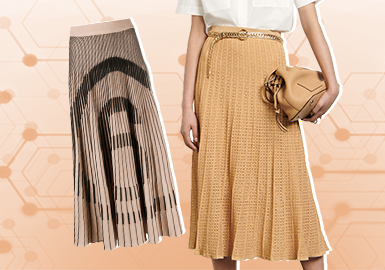 Skirts -- The TOP List of Women's Knitwear