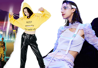 Unruly Youth -- The Comprehensive Analysis of Womenswear Designer Fashion Brands