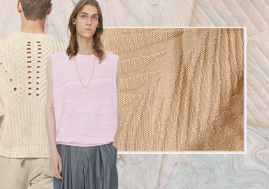 Stitch -- The Craft Trend for Men's Knitwear