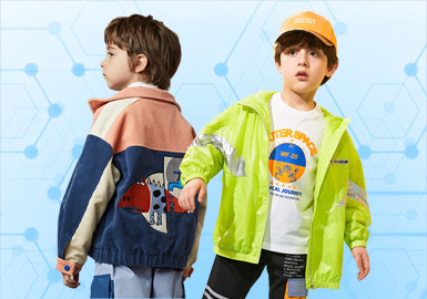 Jackets -- The TOP List of Boys' Wear