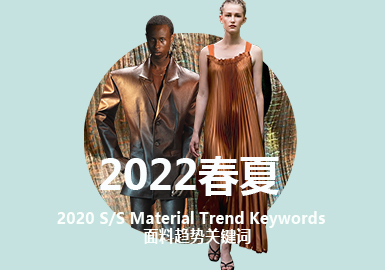 Key Words for S/S 2022 Fabric Trend