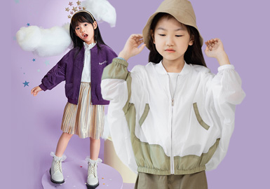 Jackets -- The TOP List of Girls' Wear