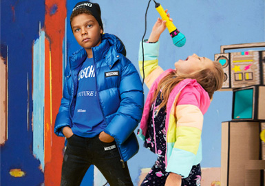 Warm Renewal -- The Color Trend for Kids' Puffa Jackets