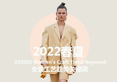 Key Words for S/S 2022 Womenswear Craft Trend
