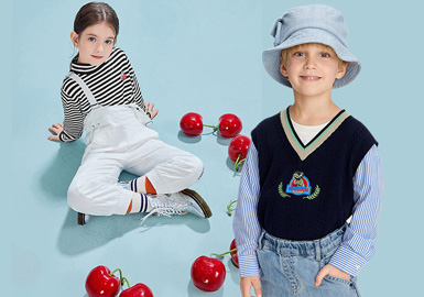 Collaboration Collection -- Mini peace The Kidswear Benchmark Brand