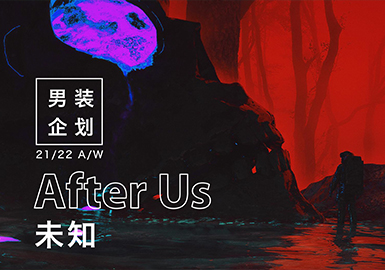After Us -- Theme Design & Development for Menswear
