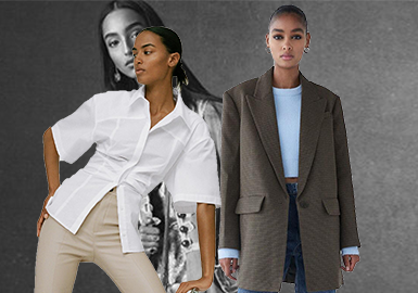 Everyday Leisure -- The Analysis of Womenswear Fast Fashion Benchmark Brands