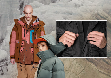 New Attitude -- The Craft Trend for Men's Puffa Jackets