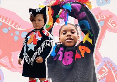 Rainbow Colors -- Stella McCartney The Kidswear Benchmark Brand