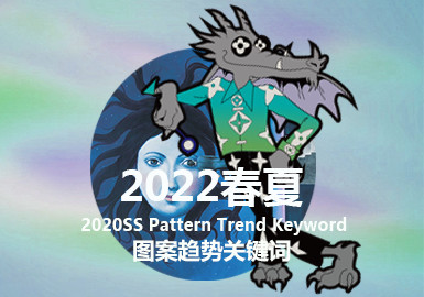 Key Words for S/S 2022 Pattern Trend