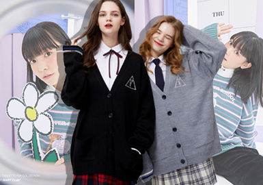 Lively Korean-Style Girls -- The Comprehensive Analysis of Womenswear Designer Brands
