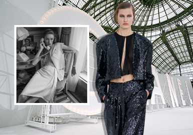 Vintage Girls -- The Catwalk Analysis of Chanel Womenswear