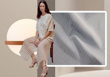 Comfortable Fashion -- The Knitted Fabric Trend for Women's Loungewear
